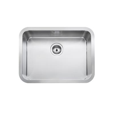 imagem para BERLIN PLUS 610mm Stainless steel single bowl kitchen sink