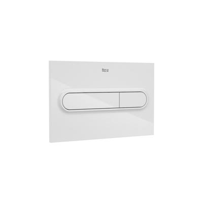 IN-WALL PL1 DUAL (ONE) - Dual flush operating plate for concealed cistern için görüntü