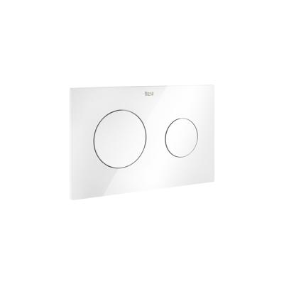 IN-WALL PL10 DUAL (ONE) - Dual flush operating plate for concealed cistern için görüntü