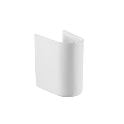 imagem para DEBBA Vitreous china semipedestal (325) for basin