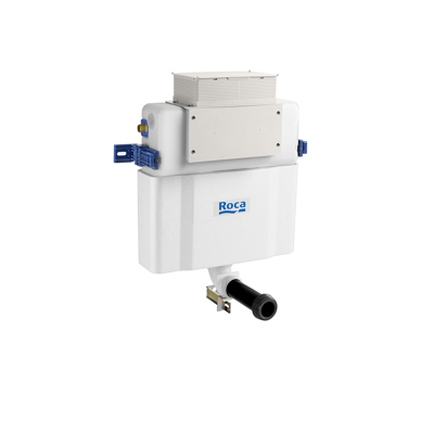 imagem para IN-WALL BASIC TANK L - Low height concealed cistern with dual flush (4.5/3 - 6/3 L)