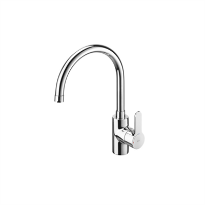 Image pour L20 Kitchen sink mixer with swivel spout, Cold Start