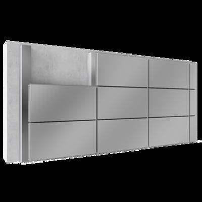Image pour Bardage rapporté  à base de cassettes en acier ou aluminium