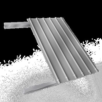 Steel single skin roofing için görüntü