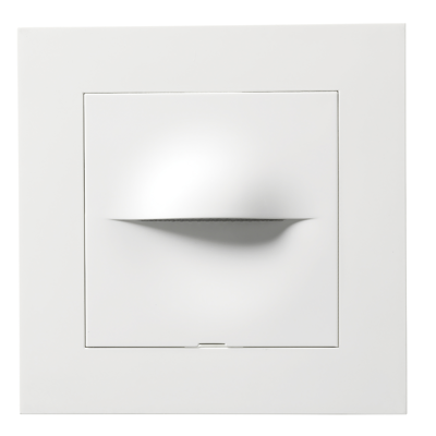 Image for PLUS orientation/night-light PW RAL9010