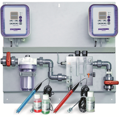 Control & Regulation AP PR-200 pH/ORP图像