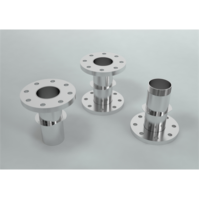 Image for Pipe Fitting Metal Sleeve