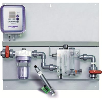 Control & Regulation AP PR-200 Cl2 + integrated KIT TRI图像