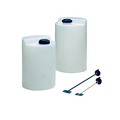 Polyethylene Cylindrical Tanks图像