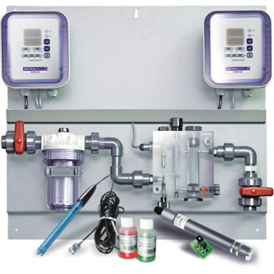 Control & Regulation AP PR-200 pH/Cl2 + integrated KIT TRI图像