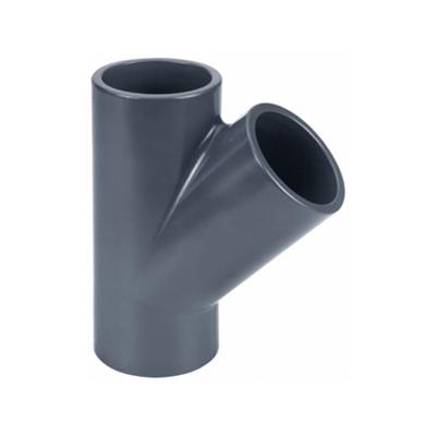 Image for 45º TEE PVC-U SOLVENT SOCKET