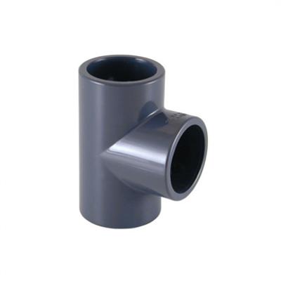 Image for 90º TEE PVC-U SOLVENT SOCKET