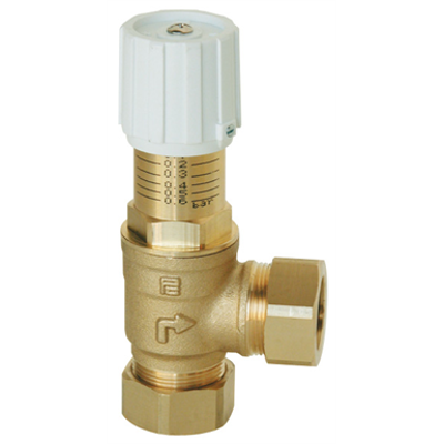 Image for 551 - COMPRESSION DIFFERENTIAL BY-PASS VALVE