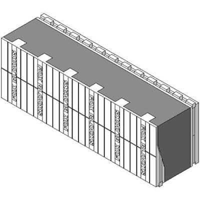 """Image for Single Taper Top Block 6"""", 8"""""""