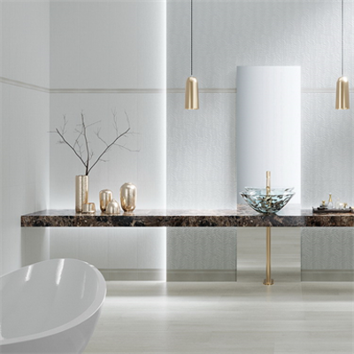 Collection Chic colour Blanco Wall Tiles 이미지