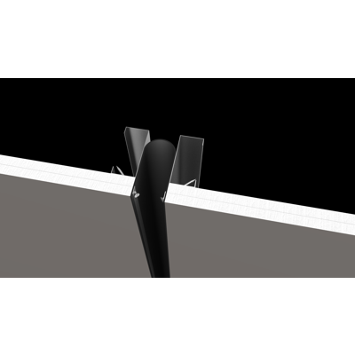 Image for MetaMat™ MW2H – 2 Hour Wall Expansion Joint Fire Barrier