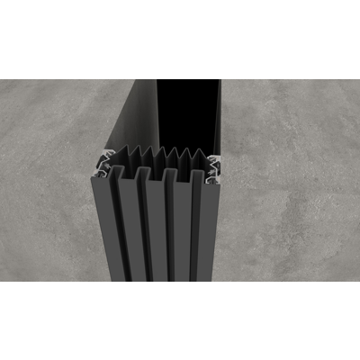Image for FCVS – Wall Expansion Joint Cover Face Seal