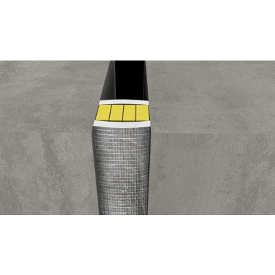 Image for MetaBlock® MBW4H – 4 Hour Wall Expansion Joint Fire Barrier