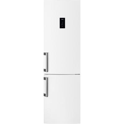 Image for AEG FS Fridge Freezer Bottom Freezer White 595 2005