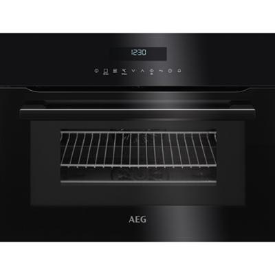 Image for AEG BI_Oven_Electric 60x60 Black Line Black