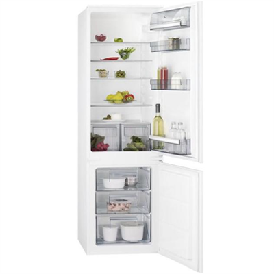 Image for AEG BI Slide Door Fridge_Freezer Bottom Freezer 540 1772