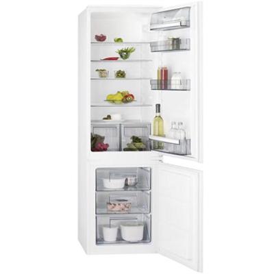 Image for AEG BI Slide Door Fridge_Freezer Bottom Freezer 548 1772