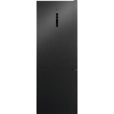 Image for AEG FS Fridge_Freezer Bottom Freezer Black Stainless Steel + Dark Grey 700 1920