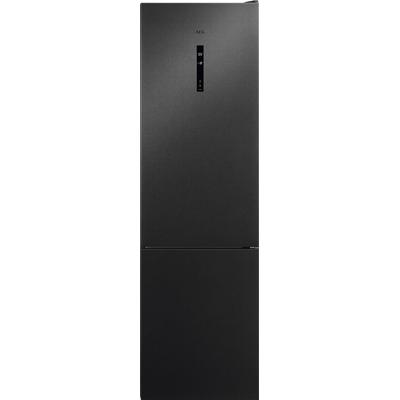 Image for AEG FS Fridge_Freezer Bottom Freezer Black Stainless Steel + Dark Grey 595 2010