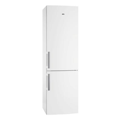 Image for AEG FS Fridge Freezer Bottom Freezer White 595 1845