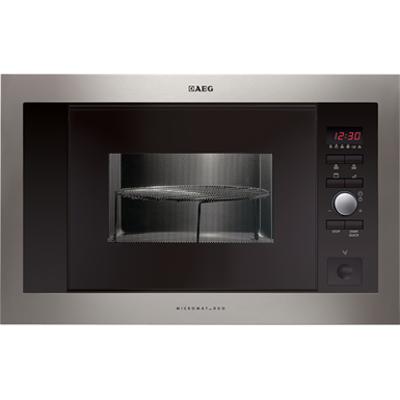 изображение для AEG FBI Microwave Oven Stainless steel with antifingerprint 600 380
