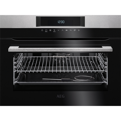 Image for AEG BI_Oven_Electric 46x60 Horizon Line Stainless Steel