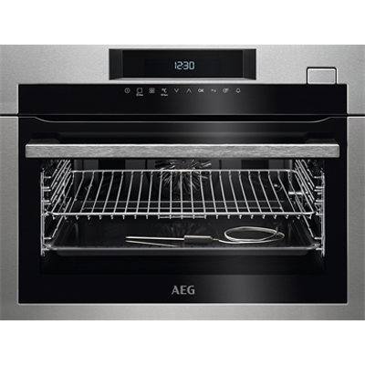 Image for AEG BI_Oven_Electric 46x60 Frame Line Stainless Steel