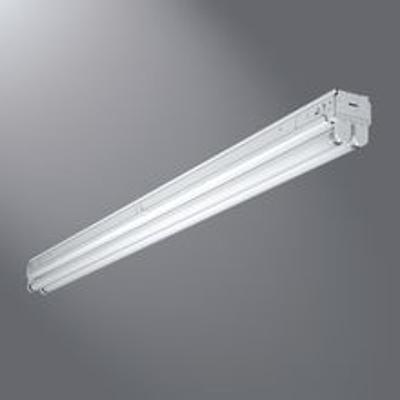 Image for Metalux SNF Series Luminaire, Narrow Body, Premium Performance, Durability, Flip-Up Socket