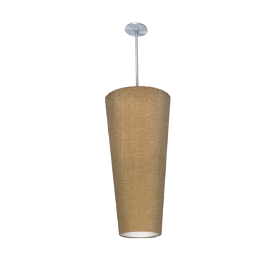 Image for Shaper™ Fabrique 148-P LED Tall Inverted Conical Pendant