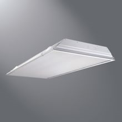 Image for Metalux GC8 Series Luminaire, T8, Micro Electronic Ballast, Optimal Performance And Energy Efficiency