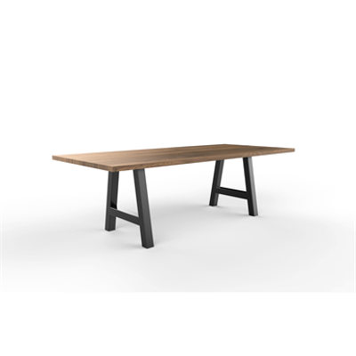 Image for Briggs Table - Live Edge Maple Solid Wood