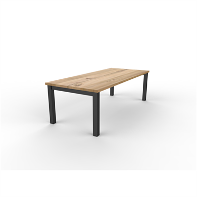 Image for Nelson Table - Solid Wood - Standing Height