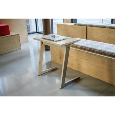 Image for Finn Laptop Table - Veneer