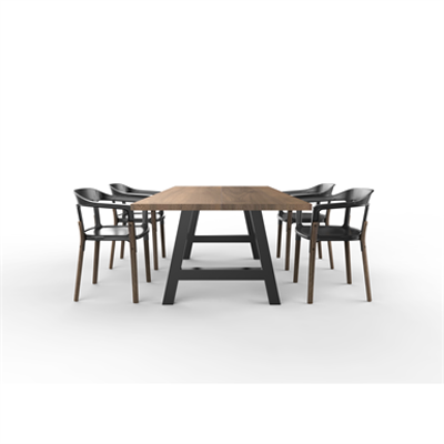 Image for Briggs Table - Solid Wood