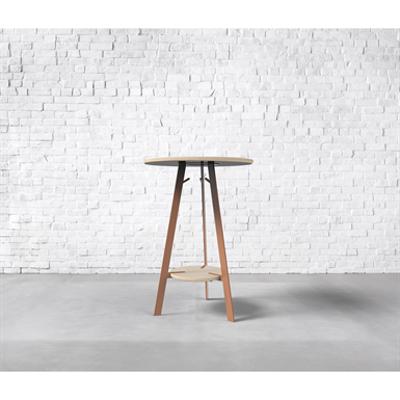 Image for Barlow Table - Veneer - Standing Height