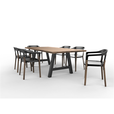 Image for Briggs Table - Premium Plywood