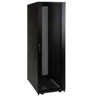 Image for 48U SmartRack Standard-Depth Rack Enclosure Cabinet with doors & side panels