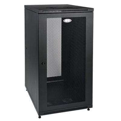 Image for SmartRack 24U Mid Depth Rack Enclosure Cabinet