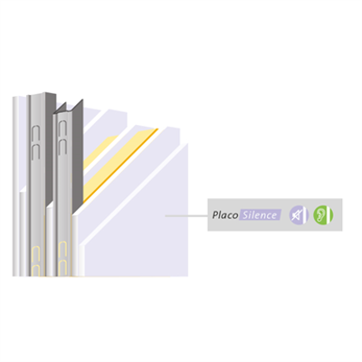 Partitions Placo® Silence® 이미지