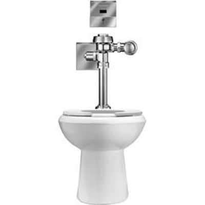 Image for ST2009A Universal Floor Mount Top Spud Toilet