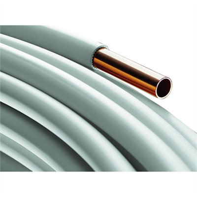 Image for Coated copper tube