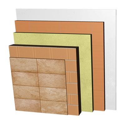 Image for FC15-B1-bgf Double skin clay block façade. RD+BC14+C+AT+LHGF7+ENL