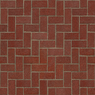 Image for Clay pavers for rigid paving. ACr