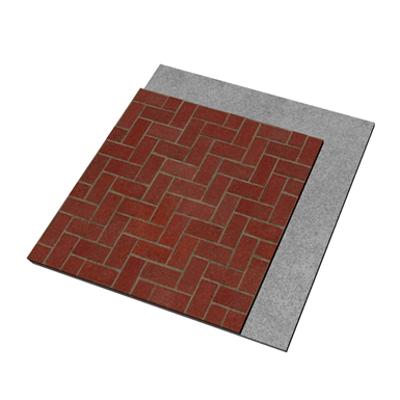 imagen para AC02 Pavimento exterior rígido de adoquines cerámicos. CM+Acr