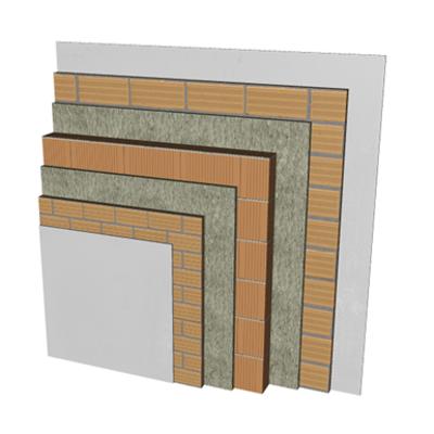 Image for PV05-B1-a Silensis Type 1B internal party wall. ENL+LH5.bp+AP+BC14+AP+LH5.bp+ENL